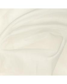 Zijde organza ivoor 45x48 cm