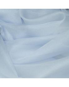 Silk organza mistblauw 45x48 cm