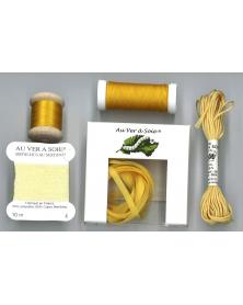 Ontdekpakket surfine ruban geel (PACK DECOUVERTE)