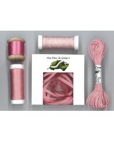 Ontdekpakket surfine ruban pink (PACK DECOUVERTE)