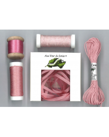 Ontdekpakket surfine ruban roze (PACK DECOUVERTE)