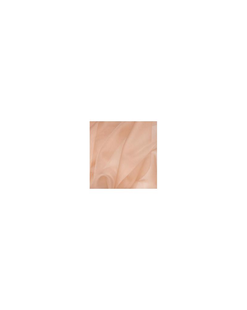 Zijden organza biscuit 45x48 cm