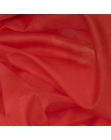Silk organza turquoise 45x48 cm