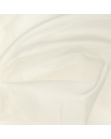 Silk tulle-ivory