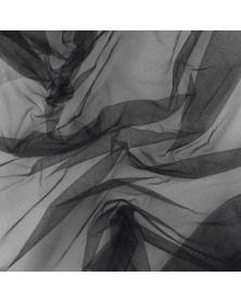 Silk tulle white 44x44 cm