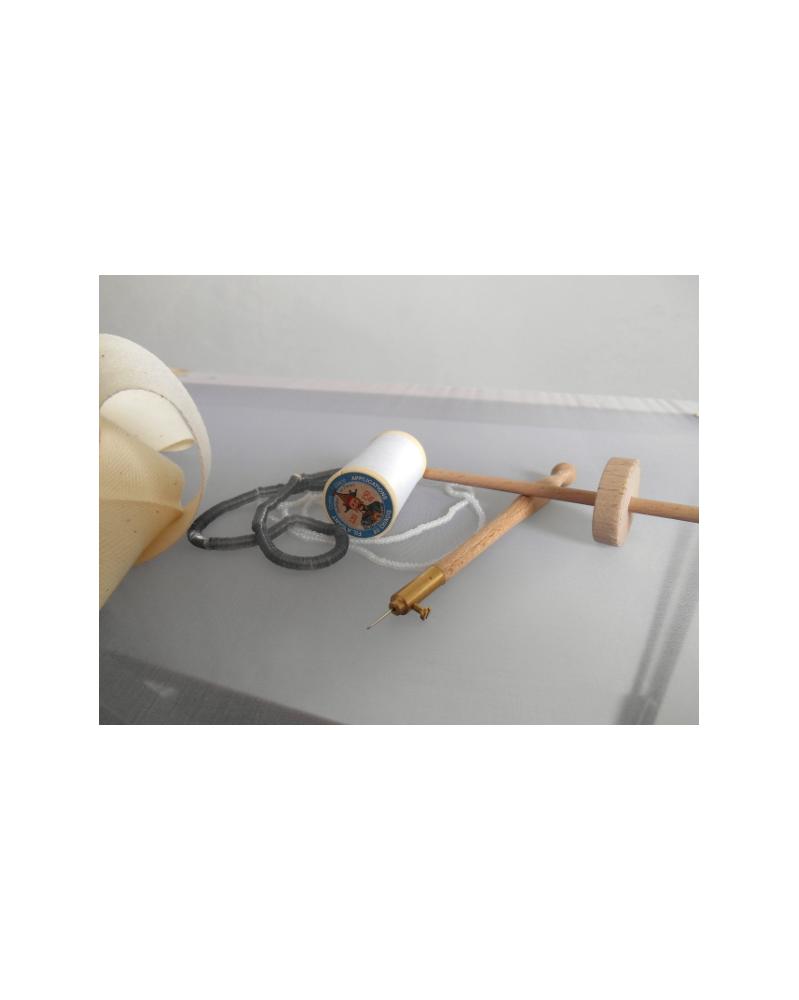 Start pakket luneville borduren metalen borduurring