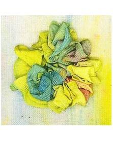 Zijden lint 4mm Painters Threads
