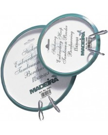 Embroidery hoop madeira 13 cm