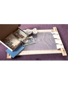 Start pakket luneville borduren klein raam