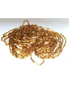 Geregen tube goud zilver lijn nr. 3