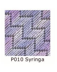 Kleurindicatie Syringa